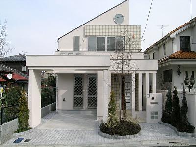 【新築戸建】「南荻窪」の邸(外観写真)